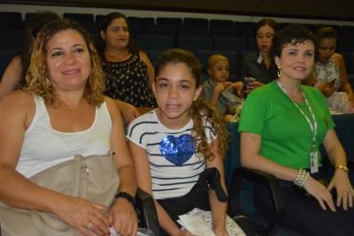 Pacientes visitam Memorial do Banco Econômico