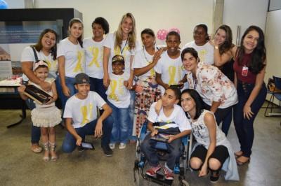 Setembro Dourado: banda dos pacientes se apresentam no TCE-BA