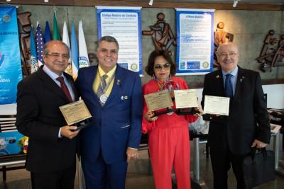 GACC-BA é homenageado pelo Rotary Club da Bahia