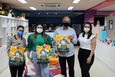 Abrace essa Causa com Rosquinha Micos: campanha beneficiará o GACC-BA