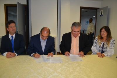 ALBA firma convênio com o GACC-BA