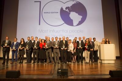 Presidente do GACC-BA recebe prêmio na Alemanha