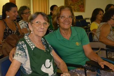 Voluntariado: reunião e aniversário